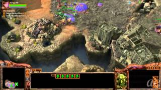 Starcraft 2: Heart of the Swarm - No Commentary Walkthrough 1080p HD Mission 18