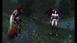 World of Warcraft: Night of the horny undead