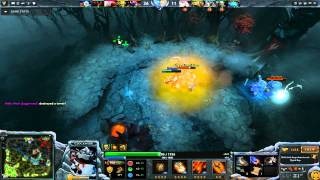 Dota 2 Highlight: Clockwerk fun