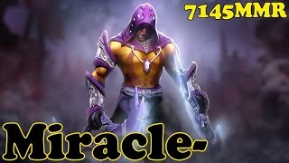 Dota 2 - Miracle- 7145 MMR plays Anti-Mage vol 2# - Ranked Match Gameplay!