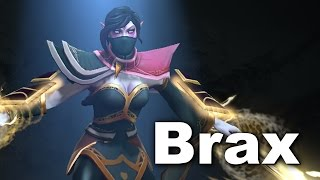Brax Templar Assassin vs Root BTS Americas #2 Dota 2