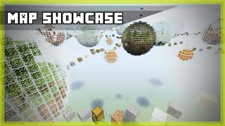 Minecraft (Xbox One/Xbox 360) - Bubble Biome Hunger Games - Map Showcase