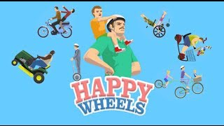 Happy Wheels #1 Поиграем И Паржом!!!