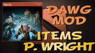 Dota 2 Dawg Sound Mod : Items Phoenix Wright