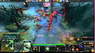 Каточки Dota 2 с KOKOC'ом(Undying + Lion + Veno) #1