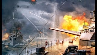 World of Warships Азы игры.