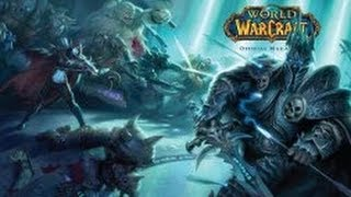 World of Warcraft Wrath of the Lich King #10 [Квесты в Красногорье]