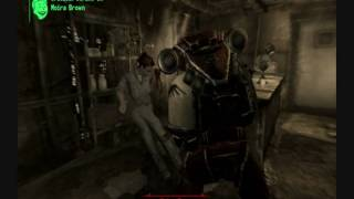 Killing in Fallout 3, Dawn of War 2 style