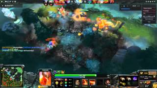Dota 2 Phoenix (Carry/Initiator), fear the bird.