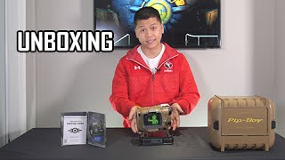Fallout 4 Pip Boy Collector's Edition Unboxing + Review