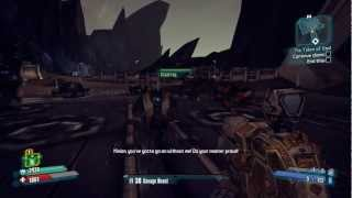 Borderlands 2 Claptrap's Greatest Enemy... STAIRS!!!