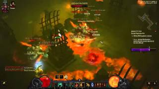 Diablo 3 Greater rift 40 barbarian