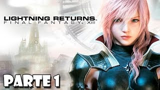 Lightning Returns Final Fantasy XIII Walkthrough Parte 1 - Espa