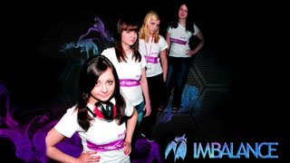 imba.Girls in da ICSA Part 01 - [Starcraft II]