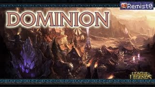 Dominion с Андреем! League of Legends.