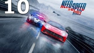 Прохождение Need for Speed Rivals (За полицейского) — Часть 10: Золотая зима