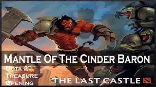 Dota-2 Axe Mantle Of The Cinder Baron Immortal Ti5