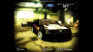 Все машины в need for speed most wanted