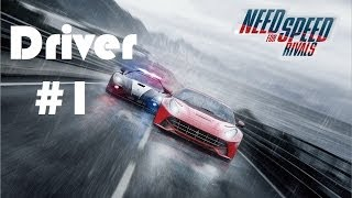 Need For Speed: Rivals - Карьера Гонщика