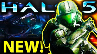 Halo 5: Guardians - Holiday Update, UI Changes, Art Dumps & MORE!