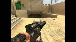 Counter Strike Source Weapon mods+Link
