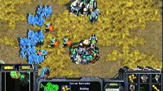 StarCraft Brood War [FPVOD] DreamHack 2009 - BRAT_OK vs haypro(TvZ) 2 игры