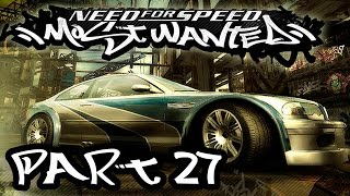 Прохождение Need for Speed: Most Wanted - Серия 27 [Булл/Bull]