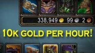 Buy Wow Gold - 10k / Hour - Dont buy wow gold