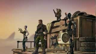 "Borderlands 2 ""Wimoweh"" Trailer"