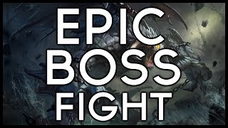 Dota 2 Mods | EPIC BOSS FIGHT!!