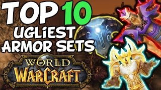Top 10 Ugliest Armor Sets In World of Warcraft