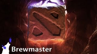 Dota 2 noobview - Brewmaster