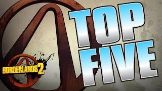 TOP 5 THINGS TO DO ON BORDERLANDS 2