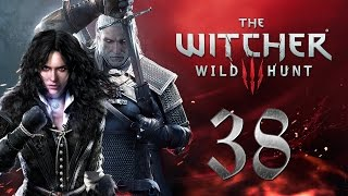 The Witcher 3 #38 - Йенн и Геральт используют джинна в своих целях (ну вы понимаете) [60 fps]