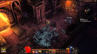 Diablo 3 Beta - All Demon Hunter Skills