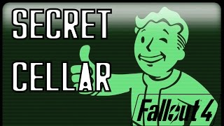 Secret Cellar - Fallout 4 Gameplay