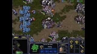 Starcraft Brood War [ICCUP Game 30] 1v1 Terran VS Zerg Python [FPVOD]