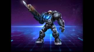 Raynor FULL Quotes - Heroes of the Storm
