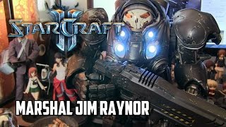 Project Man Cave - Marshal Jim Raynor