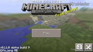 Minecraft PE 0.12.1 How To Make A Server For FREE IOS/Android