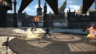 Final Fantasy XIV: A Realm Reborn — PvP-локация The Wolves' Den