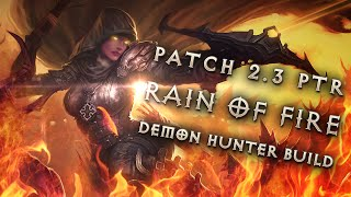2.3 Demon Hunter Build - Diablo 3 Reaper of Souls PTR