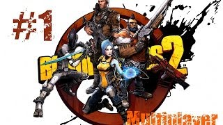 Borderlands 2 multiplayer #1 (Stream twitch)