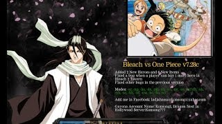 WarCraft III:Frozen Throne.Карта Bleach vs One Piece. Часть 1