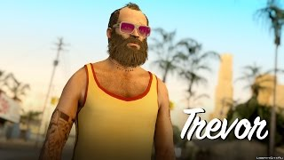 Тревор ГЕЙ или Бисексуал ????? GTA V (Grand Thevt Auto 5)