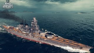 "World of Warships ""Линкор Kongo""  Стрим"