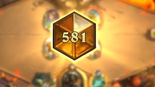 Hearthstone: Road to legend with Midrange Hunter part #1