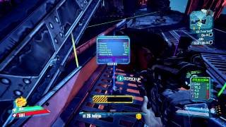 Borderlands 2 Very hard enemy (fully evolved goliath) great enemy for loot