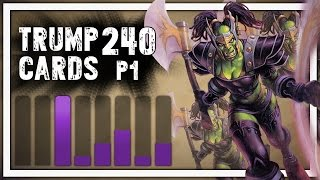 Hearthstone: Trump Cards - 240 - Trump Fights Dirty - Part 1 (Druid Arena)