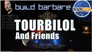 FR Diablo 3 Reaper of Souls - Build Barbare Trombe FR HD 1080p